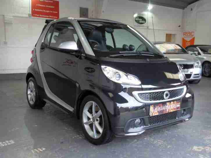 Smart fortwo 1.0mhd ( 71bhp ) Softouch/Auto Pulse convertible