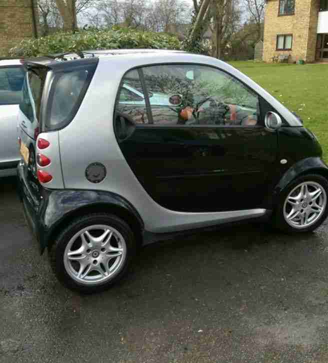 Smart 2016 Forfour New Prime Petrol Silver Automatic. Car