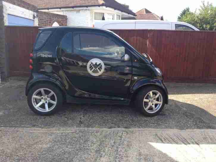 Smart Fortwo Passion Limited Edition Shield Vinyls And Many Extras