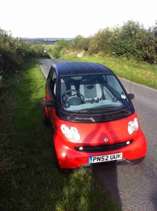 Smart pure softip semi-auto 35000 miles only