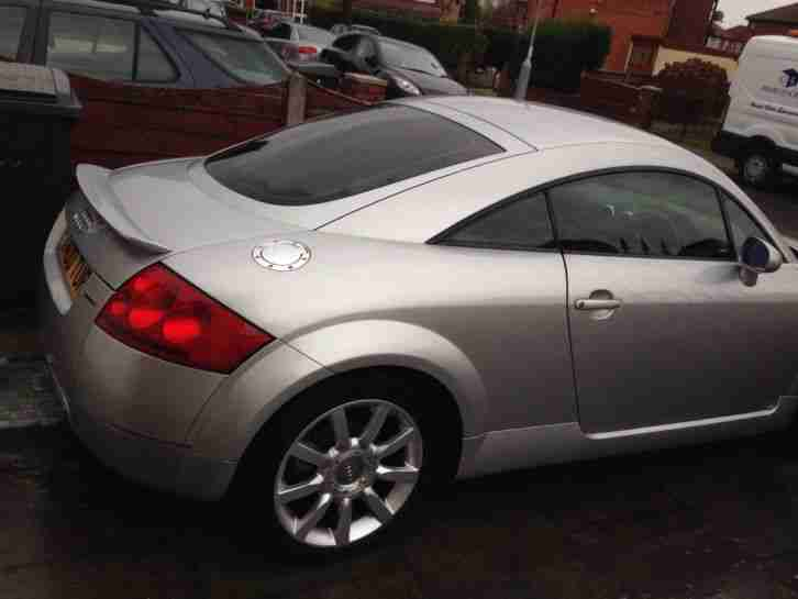 Spares or repair Audi TT Quattro 225