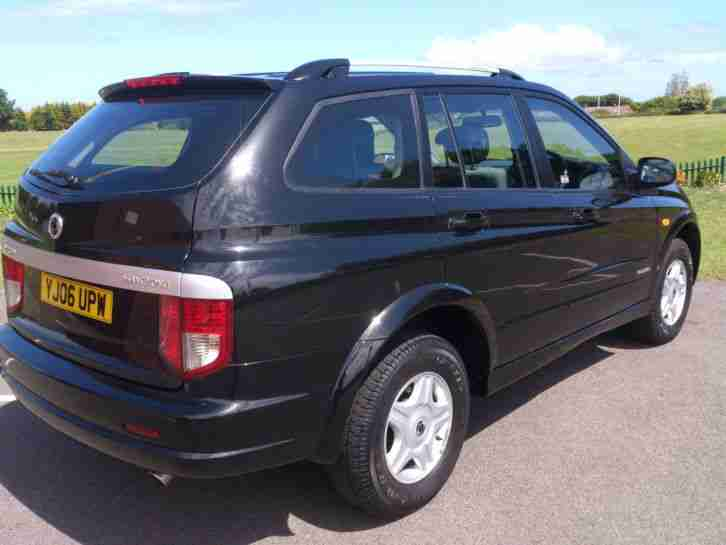 Ssangyong Kyron 2.0TD AUTOMATIC DIESEL S
