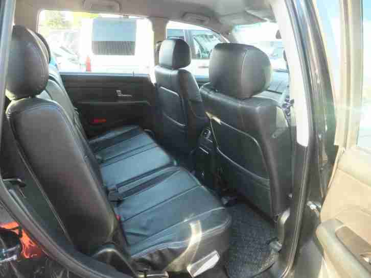 Ssangyong Rexton 2.7TD ( 165bhp ) 4X4 Auto 2007MY RX 270 S