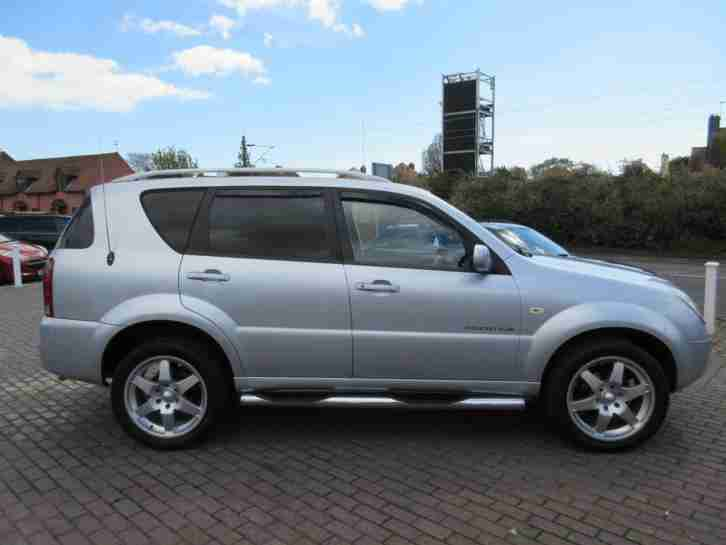Ssangyong Rexton 2.7TD auto 2007MY RX 270 SX TURBO DIESEL