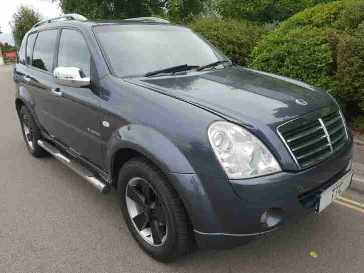 Ssangyong Rexton 270 S DIESEL AUTOMATIC 2009 59