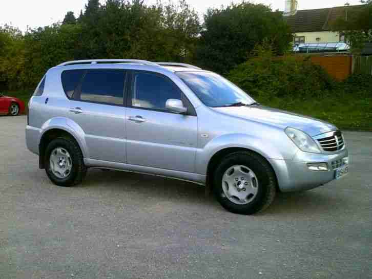Ssangyong Rexton 270SX automatic 2004