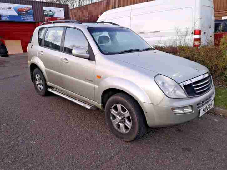 Rexton Spares or Repairs Non