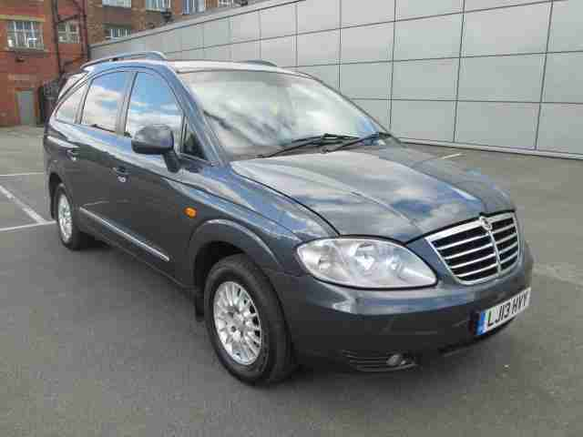 Ssangyong Rodius 2.0TD ( 155ps ) T Tronic ES 7 SEATS DIESEL