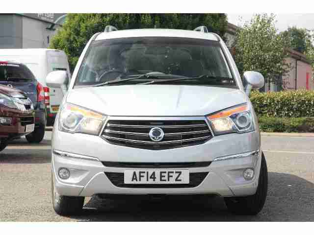Ssangyong Turismo 2.0TD ( 155ps ) S LARGE 7 SEATER