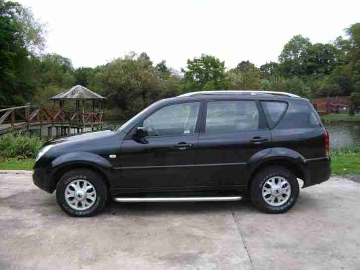 Ssanyong Rexton 270 SE Sport Auto 2006 only