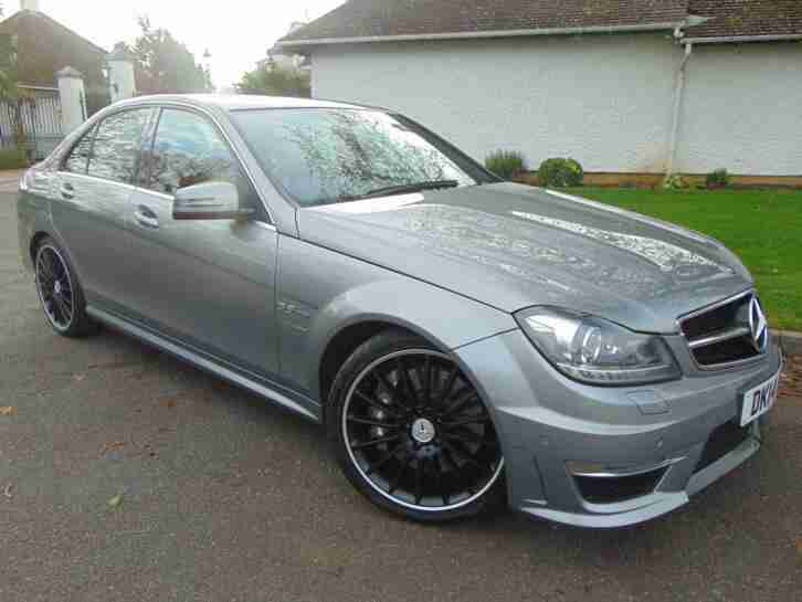 Stunning 2014 Low Mileage Mercedes-Benz C63 AMG 6.3 MCT Immaculate Condition