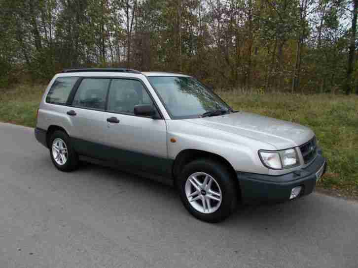 Forester 2.0 All Weather Pack GLS 4x4