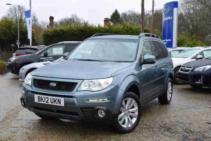 Subaru Forester 2.0 ( Leather Inserts ) XT FULL SERVICE HISTORY