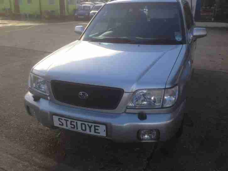 Forester 2.0 Sport full mot and