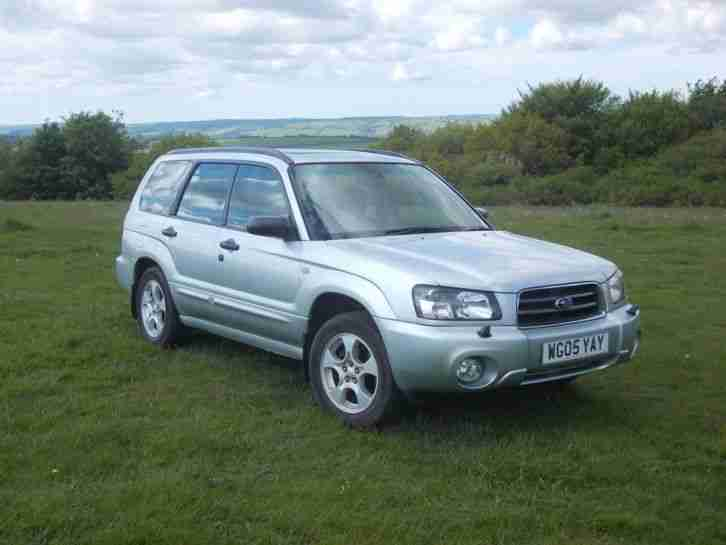 Subaru forester 2 0 x 4x4 estate car for sale for Subaru forester paint job cost
