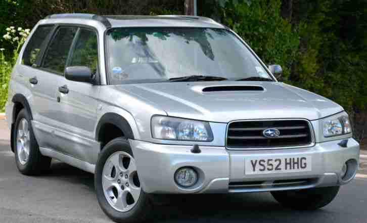 subaru forester 2 0 auto xt awd turbo car for sale. Black Bedroom Furniture Sets. Home Design Ideas