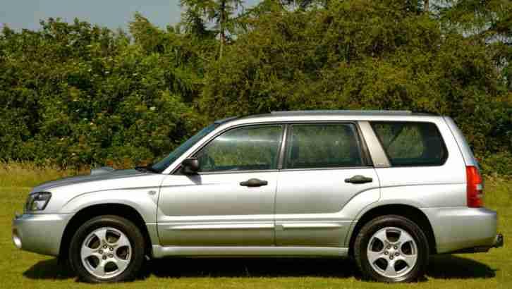 subaru forester 2 0 auto xt awd turbo 2005 car for sale. Black Bedroom Furniture Sets. Home Design Ideas