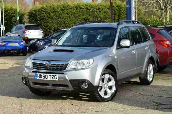 Forester 2.0D XS Nav Plus