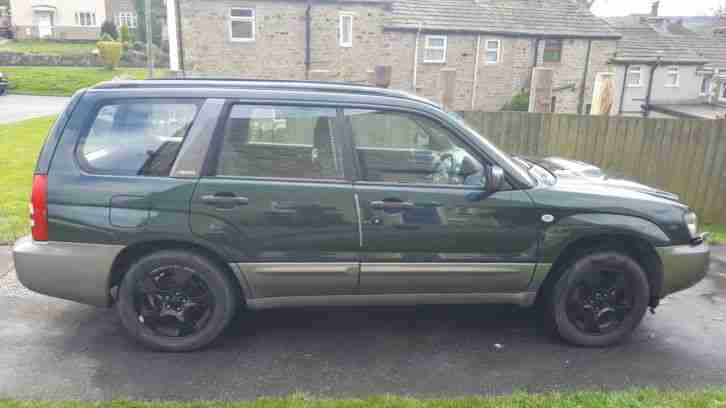 Subaru forester 2 5 xt 2006 56 reg 10 months mot car for sale for Subaru forester paint job cost