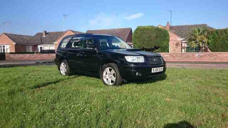 Forester 2.5 XTEn AUTO Black with