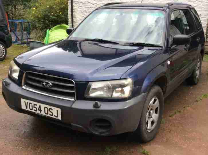 Forester 2004 Automatic