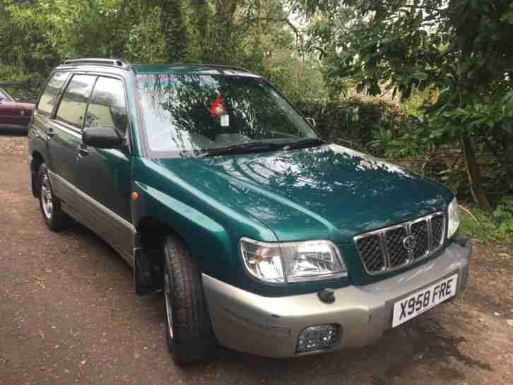Forester All Weather 2.0 Auto,2000,