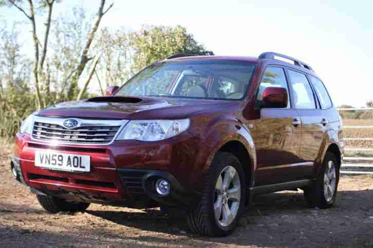 Forester XC 2009 Diesel
