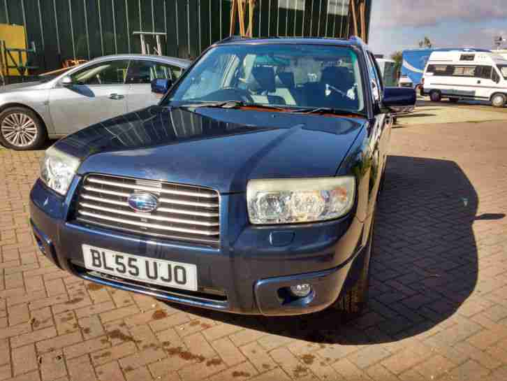Forester XE PETROL Automatic 2005 06