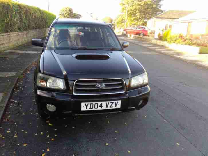 subaru forester xt 2 0 turbo 2004 car for sale. Black Bedroom Furniture Sets. Home Design Ideas