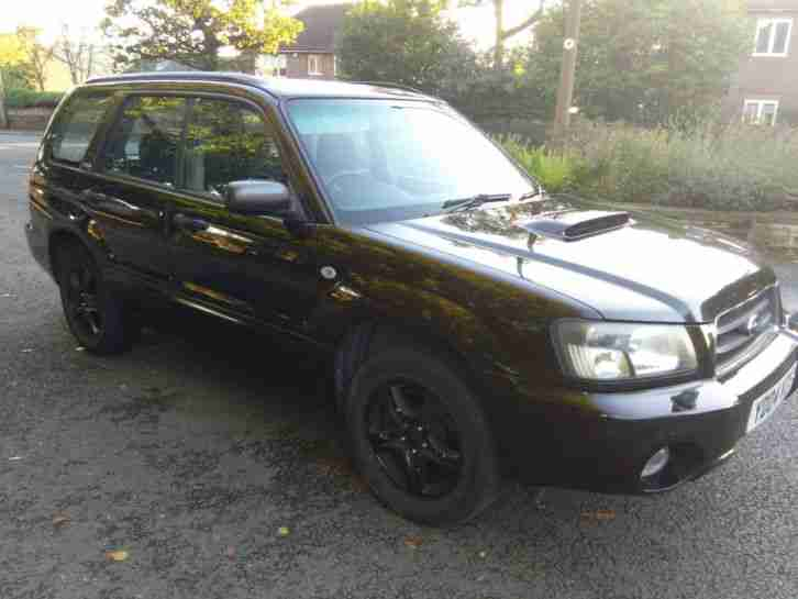 Subaru Forester XT 2.0 Turbo 2004