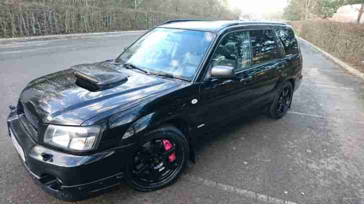 subaru forester xten 2004 2 5 turbo not sti impreza car for sale. Black Bedroom Furniture Sets. Home Design Ideas