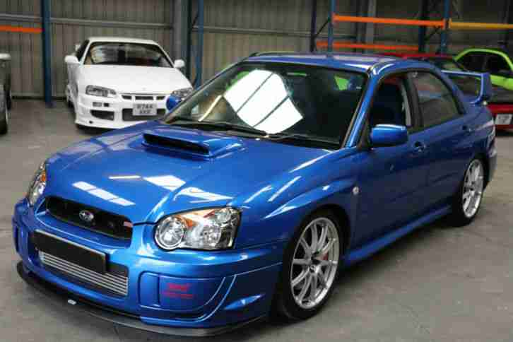 subaru impreza 2 0 prodrive wrx sti car for sale. Black Bedroom Furniture Sets. Home Design Ideas