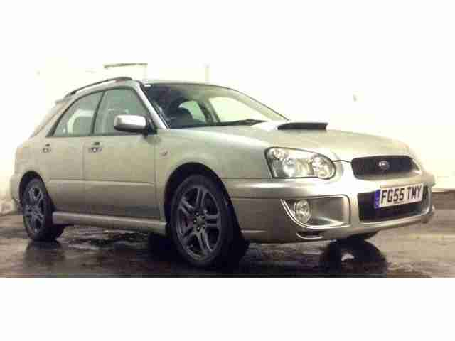 subaru impreza 2 0 wrx estate wagon 2005 sti exhaust car for sale. Black Bedroom Furniture Sets. Home Design Ideas