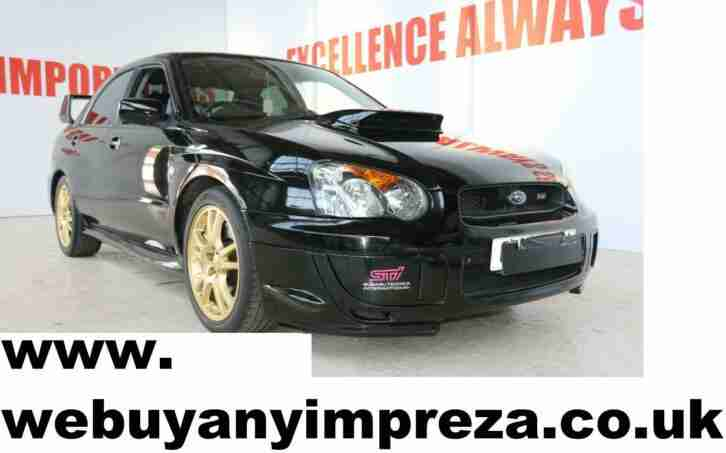 Subaru Impreza 2.0 * WRX * STI * Type UK 2.5 FORGED ENGINE!! SPECTACULAR CAR