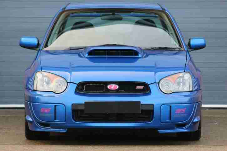 Impreza 2.0 WRX STI Type UK AP Racing