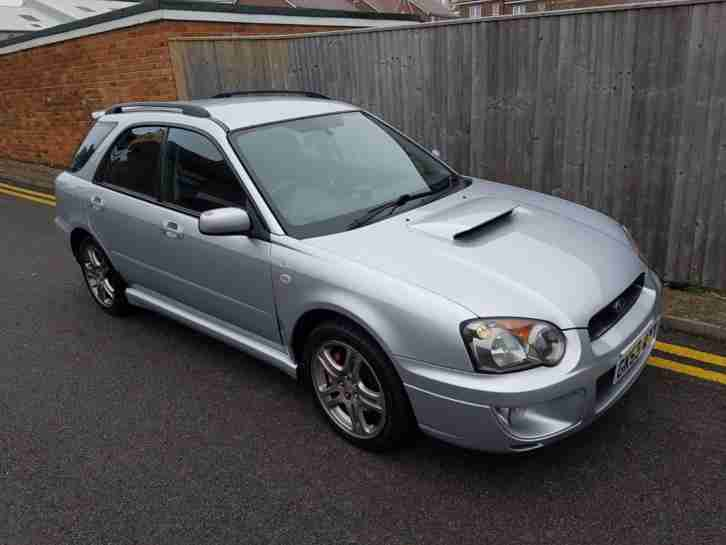 Impreza 2.0 WRX TURBO ESTATE 2005