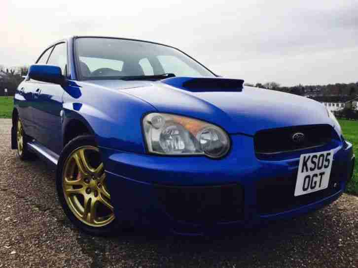 Subaru Impreza 2.0 WRX UK300 Limited Edition PRO DRIVE,ONE OWNER,P X WELCOME