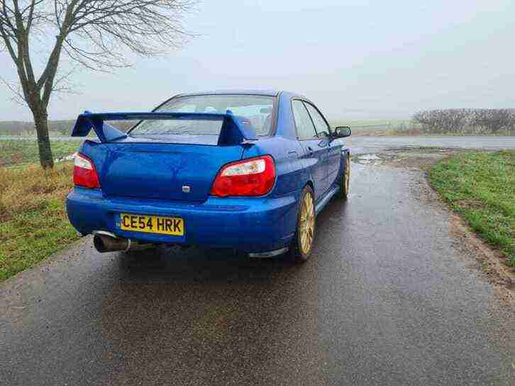 Impreza Blobeye WRX modified LOW miles