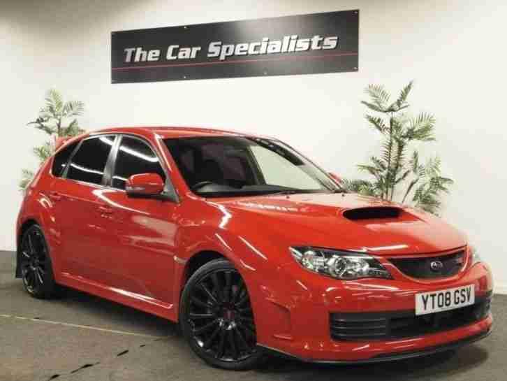 Subaru Impreza Hatchback WRX STI TYPE UK FACTORY PRO DRIVE PERFORMANCE