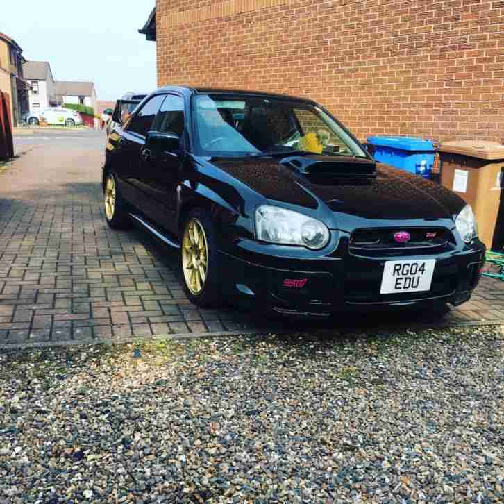 Subaru Impreza JDM. Subaru car from United Kingdom