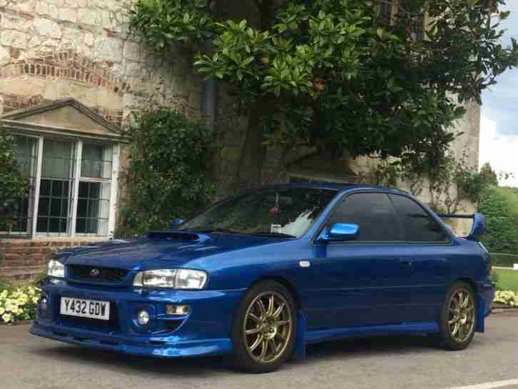 Impreza P1 LIMITED EDITION 2.0 4WD 2dr