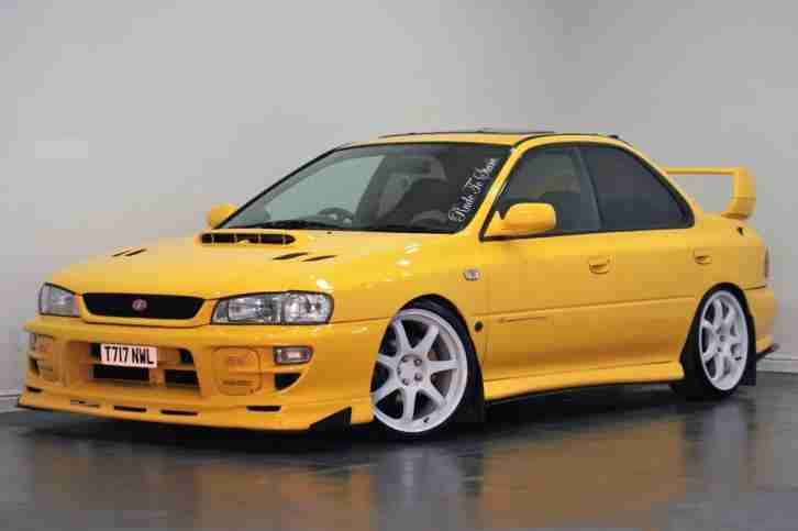 Subaru Impreza . Subaru car from United Kingdom