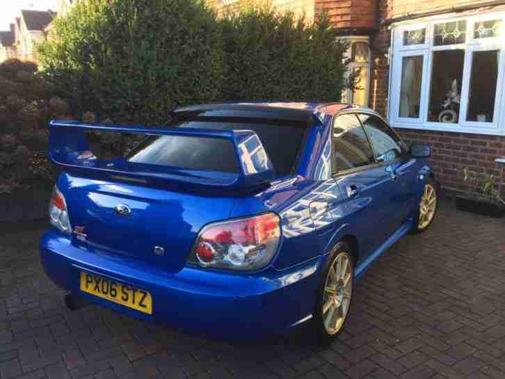 Impreza Type Uk Sti Hawkeye DCCD Wide