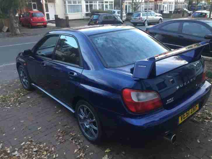 Impreza WRX , Low Mileage , Full