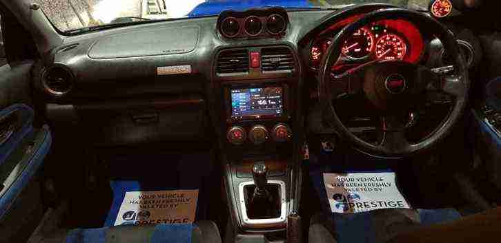 Impreza WRX Remapped inc Full STI
