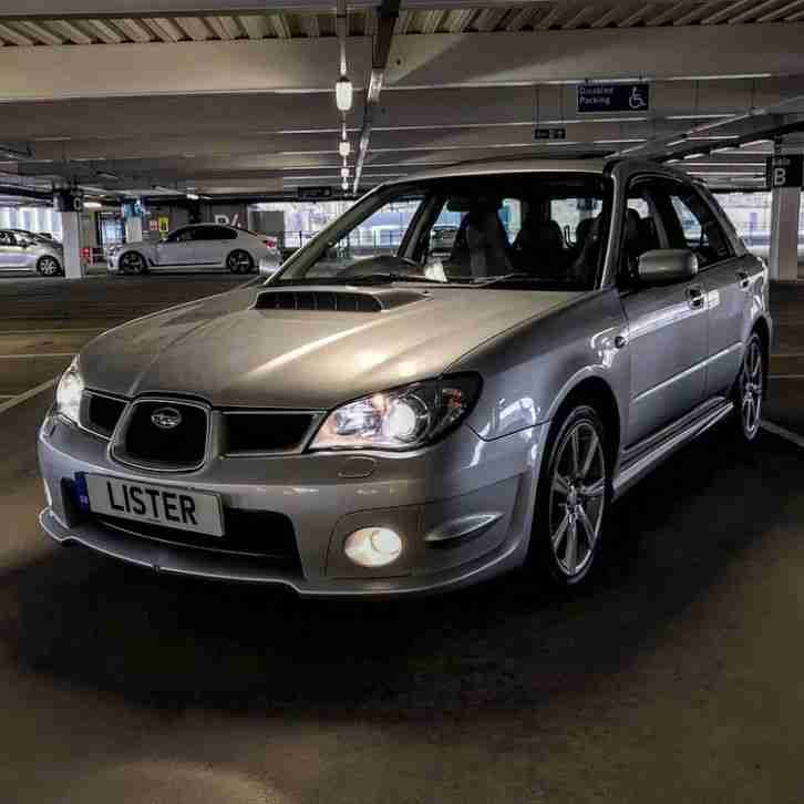 Subaru Impreza WRX SL fully loaded 1 owner from new