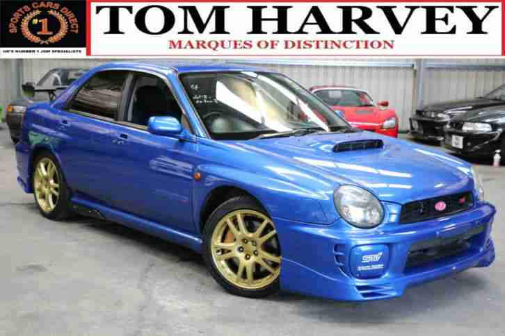 Impreza WRX STI Fresh Import Just