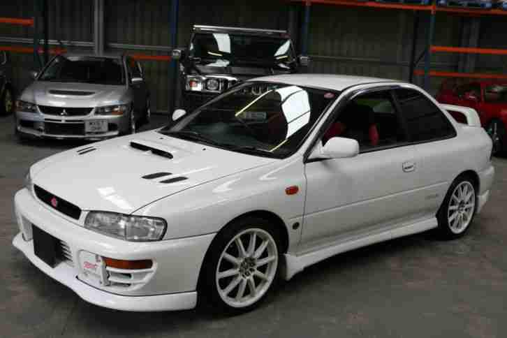 2015 Subaru Wrx Sti For Sale >> Subaru Impreza WRX STI Type R 555 version, FUTURE CLASSIC ( p1 22b