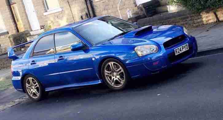 Subaru Impreza WRX. Subaru car from United Kingdom