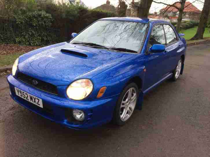 Subaru Impreza Wrx (52) low miles great example